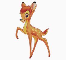 deer One Piece - Long Sleeve