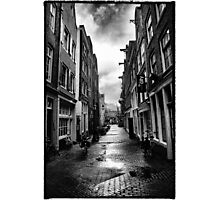Amsterdam Street Photographic Print
