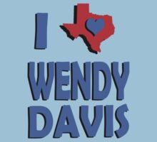 I Heart Wendy Davis #2 by boobs4victory