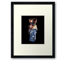 Yes Doctor Framed Print