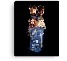 Yes Doctor Canvas Print