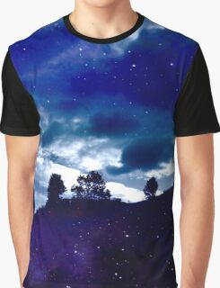 Dark Landscape (LS.23) Graphic T-Shirt