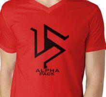 Alpha Pack 1 Mens V-Neck T-Shirt