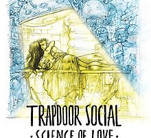 Trapdoor Social EP Art - Science of Love by TrapdoorSocial