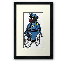 Mr Popo Framed Print