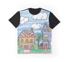 Welcome to the Nieghborhood Graphic T-Shirt