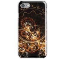Butterfly - Abstract Fractal Artwork iPhone Case/Skin