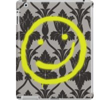 Sherlock Smile iPad Case/Skin