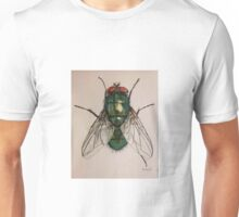Green fly  Unisex T-Shirt