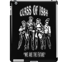 Class of 1984 iPad Case/Skin