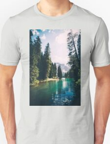 Northern Forest Unisex T-Shirt
