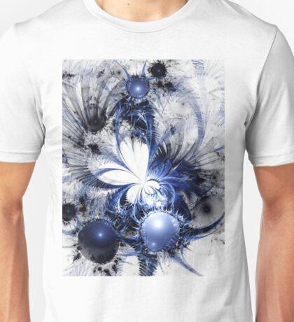 Blizzard - Abstract Fractal Artwork T-Shirt