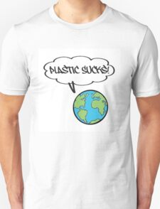 Mother Earth has spoken Unisex T-Shirt