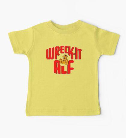 Wreck it Alf Baby Tee