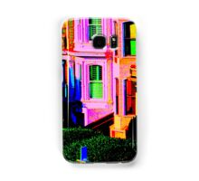 THE PAINTED MEN (CARD) Samsung Galaxy Case/Skin