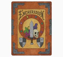 Enchiridion color by firebrander