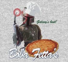 Boba Fetta's Pizzarea by Canadope