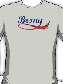 Brony - red tail T-Shirt