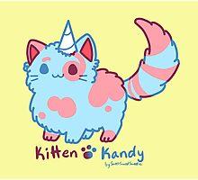 Sweet Treat Kitties - Kitten Kandy Photographic Print