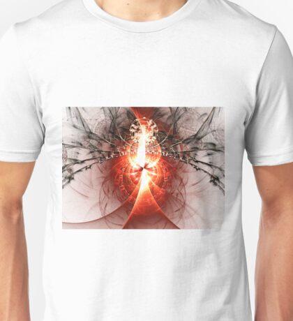 Black Widow - Abstract Fractal Artwork T-Shirt