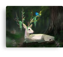 Forest Spirit Canvas Print