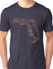 florida pride blur Unisex T-Shirt