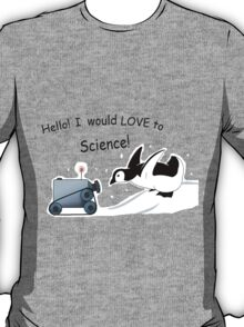 Penguin Science T-Shirt