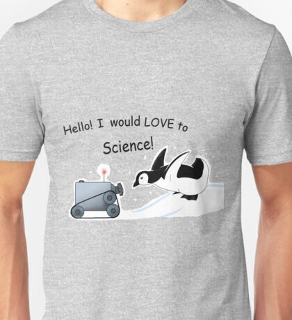 Penguin Science Unisex T-Shirt