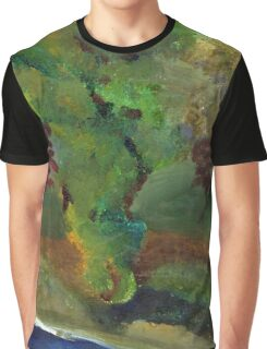 A Spot to Think Graphic T-Shirt