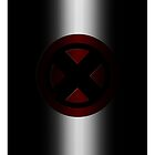 X-Men Logo: Red by LeeAnn Ellison
