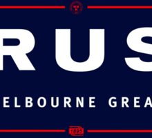 TRUST: MAKE SHELBOURNE GREAT AGAIN Sticker