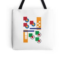 Abstract Patterns Tote Bag