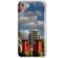 A view in London iPhone Case/Skin
