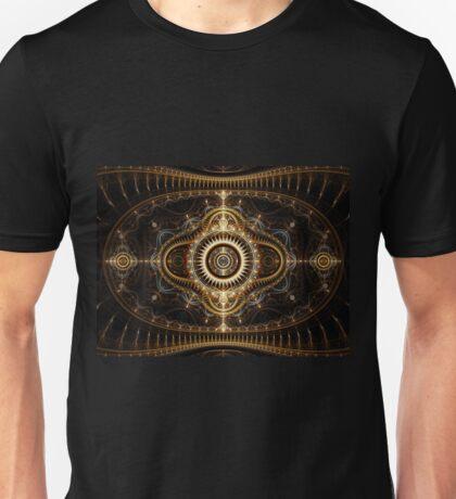 All Seeing Eye - Abstract Fractal Artwork Unisex T-Shirt