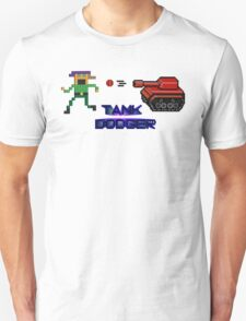 Tank Dodger - Running Man T-Shirt