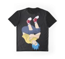 2D Is Having A Bad Day Graphic T-Shirt