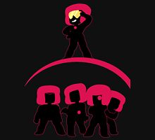 The whole Ruby Squad - Steven Universe Classic T-Shirt