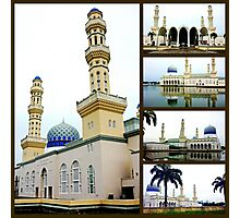 City Mosque Photographic Print