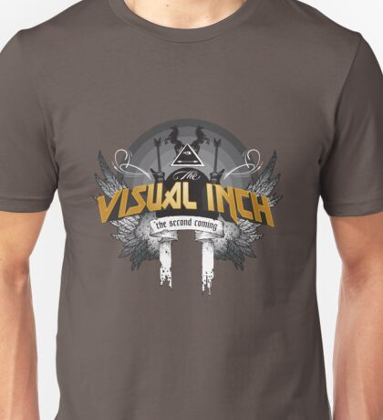 The Visual Inch Unisex T-Shirt