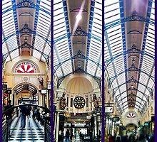 Melbourne Arcades by Tleighsworld