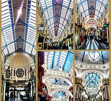 Melbourne Arcades 2 by Tleighsworld