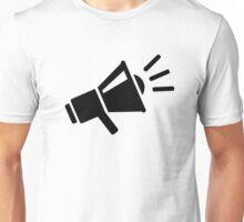 Megaphone Unisex T-Shirt