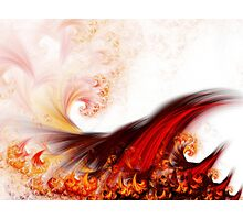 Flow - Abstract Fractal Artwork Photographic Print