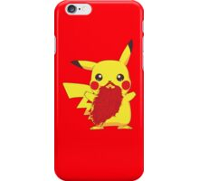 Beardemon - Pikachu iPhone Case/Skin