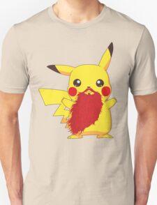 Beardemon - Pikachu T-Shirt