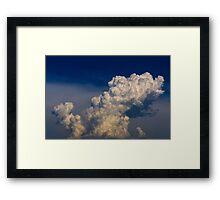 Cloud Framed Print