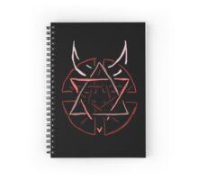 DISTURBED Spiral Notebook