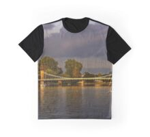 The River Thames At Marlow  Graphic T-Shirt