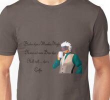 Godot on Coffee Unisex T-Shirt