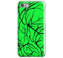 Trailing lines  iPhone Case/Skin